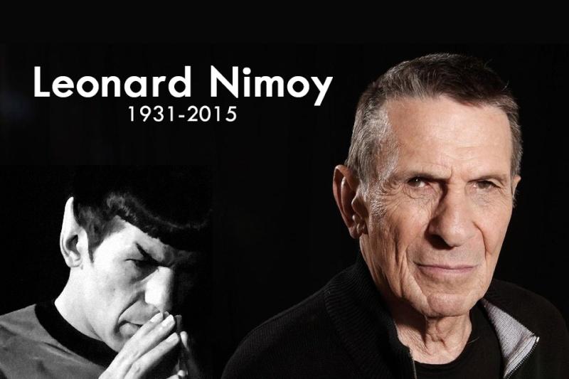 RIP Leonard Nimoy - Spock... Entert10