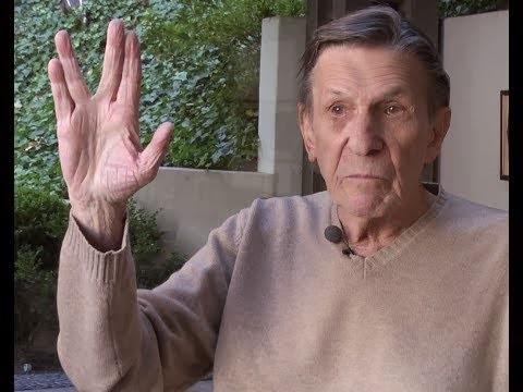 RIP Leonard Nimoy - Spock... Leonar10
