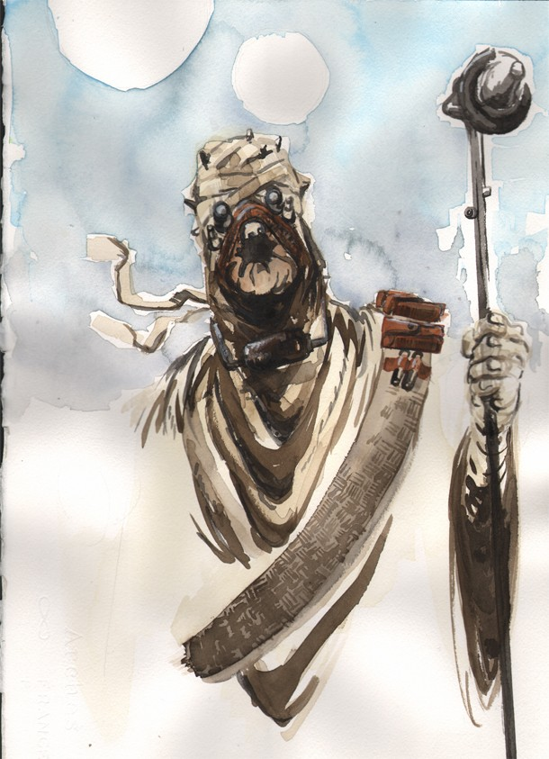 Star Wars - The Cool Weird Freaky Creepy Side of The Force - VOL 2 - Page 3 Tusken11