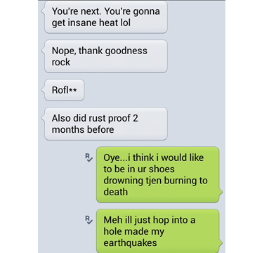 Random conversations presented to you by yours truly. Ynot & nova Untitl12