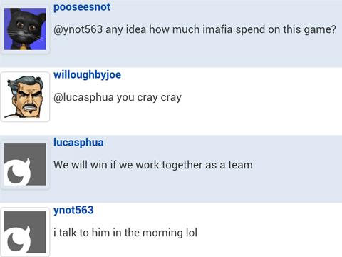 My team be cray cray Untitl22