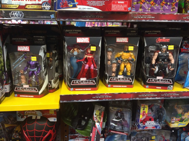Marvel Legends Thanos and Odin series coming to Oz? Image10