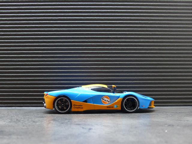 Ferrari La ferrari gulf autoscale P1030729