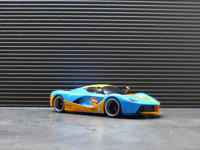 Ferrari La ferrari gulf autoscale P1030730