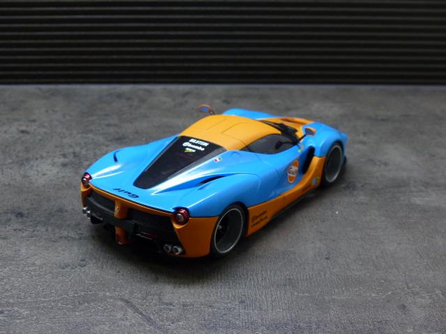 Ferrari La ferrari gulf autoscale P1030732