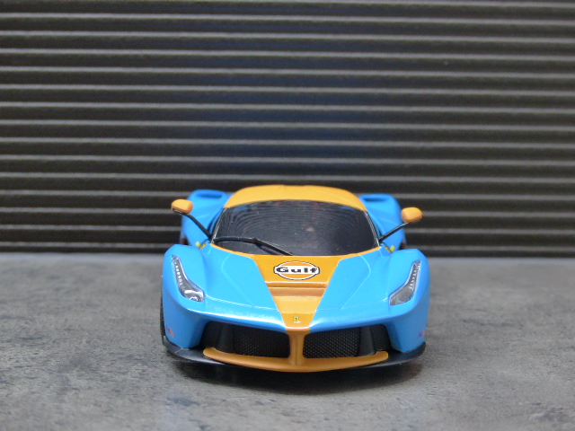 Ferrari La ferrari gulf autoscale P1030734