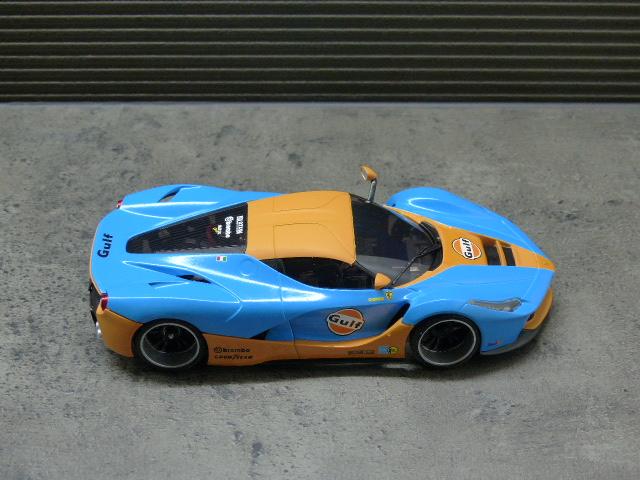 Ferrari La ferrari gulf autoscale P1030736