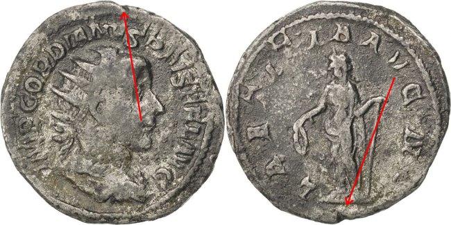 faux moderne gordien III Etr10