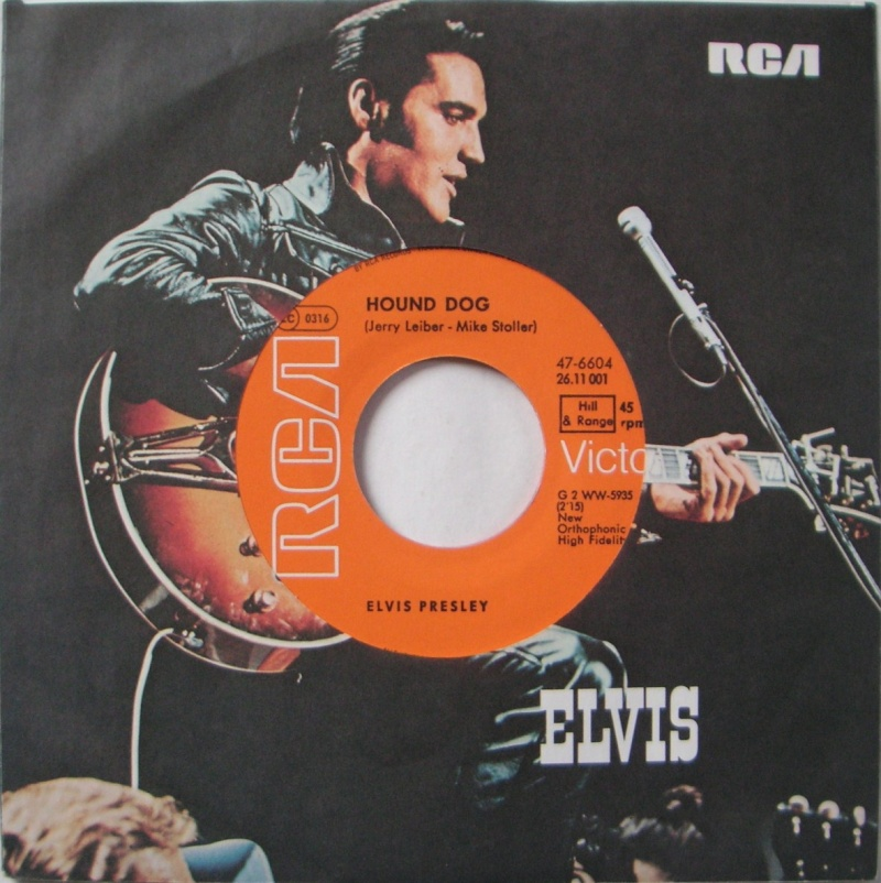 Hound Dog / Don't Be Cruel 1110