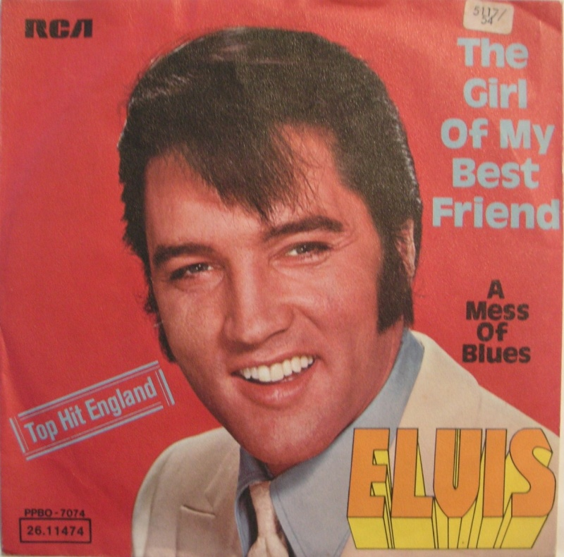 A Mess Of Blues / The Girl Of My Best Friend 13_19710