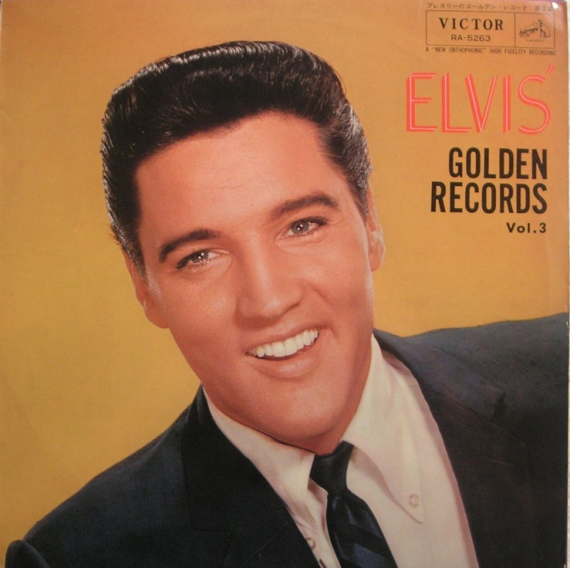 ELVIS' GOLDEN RECORDS VOL. 3 1_augu10