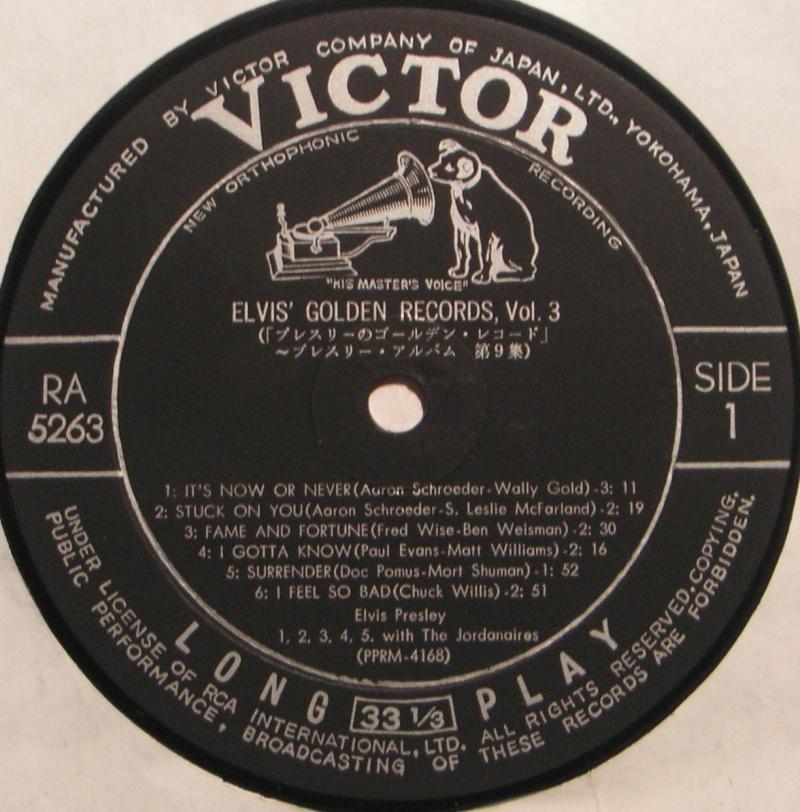 ELVIS' GOLDEN RECORDS VOL. 3 1e11