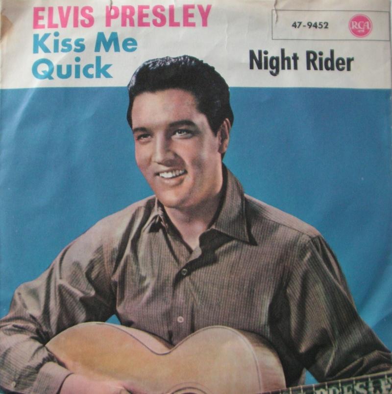Kiss Me Quick / Night Rider 510