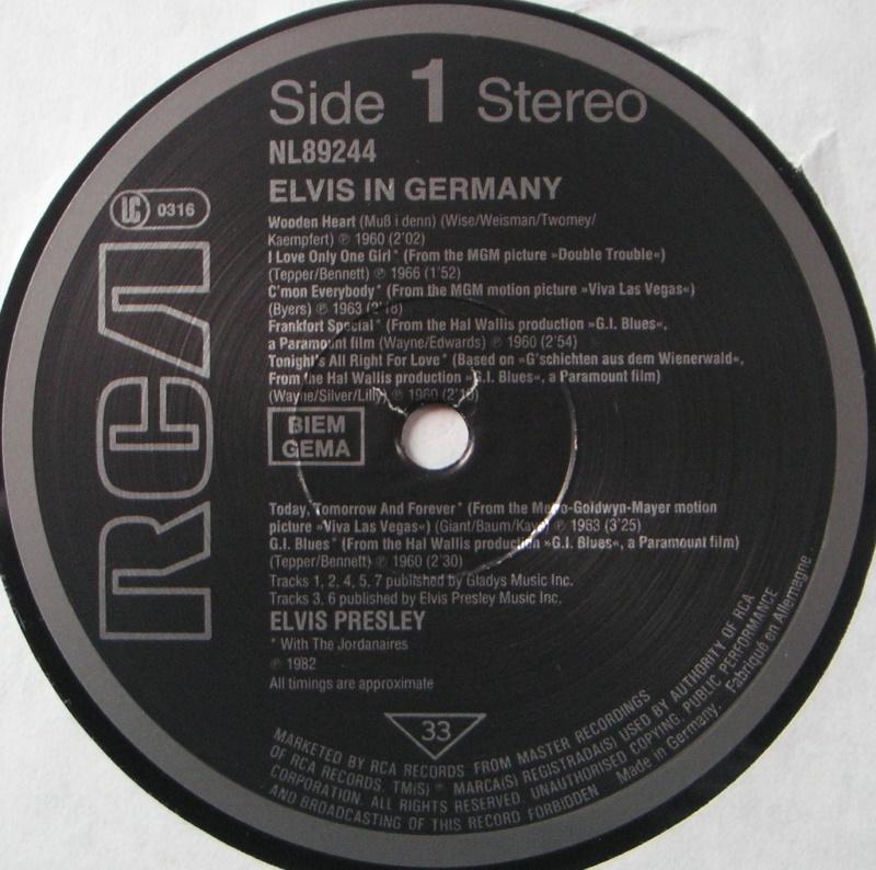 TAKEOFF - ELVIS IN GERMANY 5b10