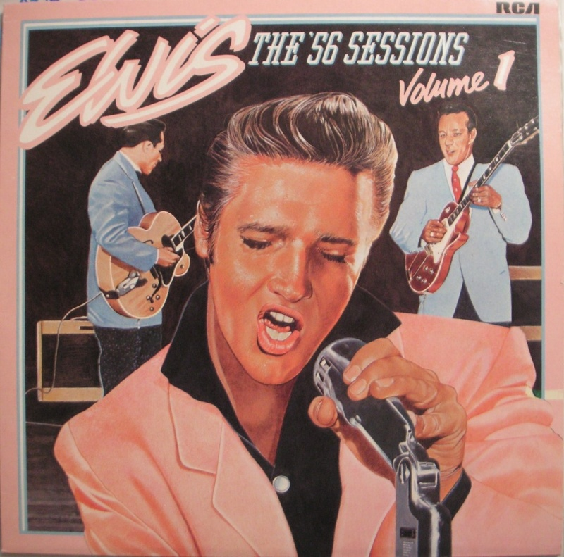THE '56 SESSIONS Volume 1 710