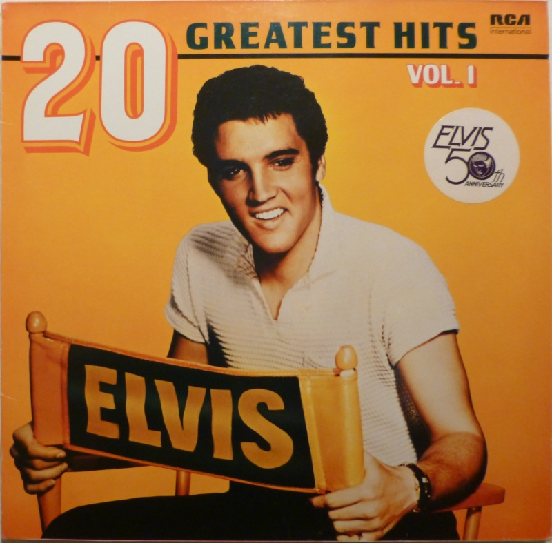20 GREATEST HITS VOL. 1 P1050314