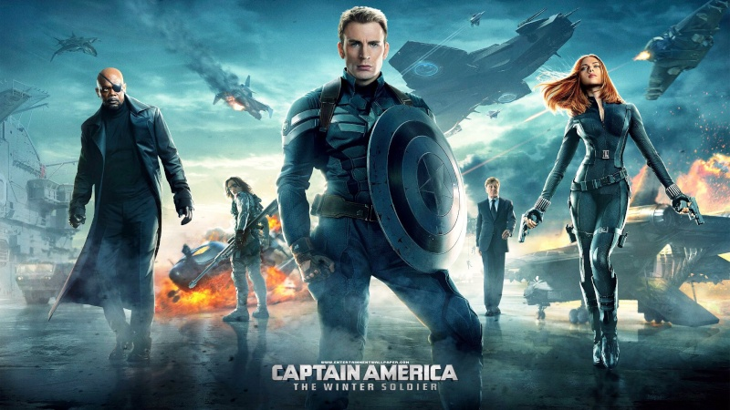 Captain America The Winter Soldier (2014) Capwal10