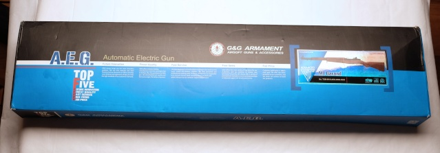 Garand M1 G&G Garand10