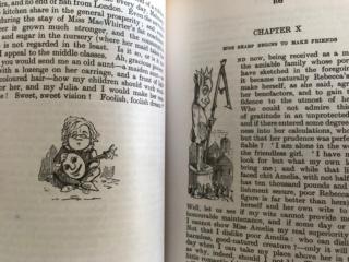 LC Vanity Fair : chapitres 1 à 10 Img_6214