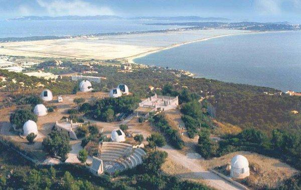 Observatoires astronomiques vus avec Google Earth - Page 21 Vueopf10