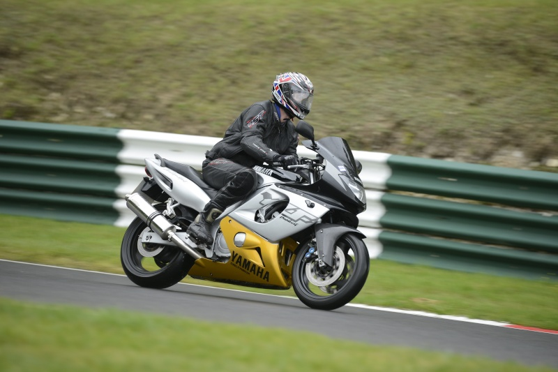 Cadwell park in the wet Cadwel13