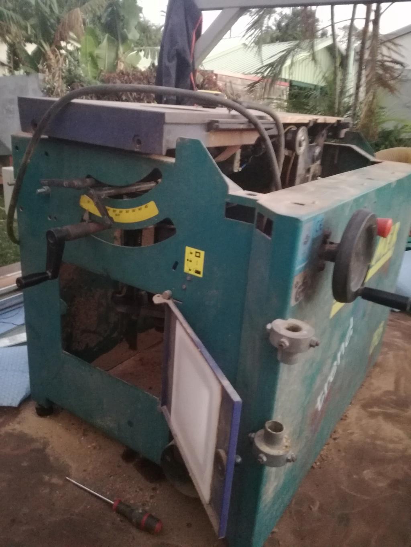 Rénovation Toupie Scie Hammer B3 Img_2016