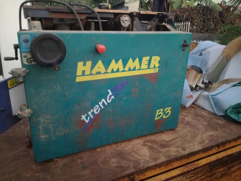 Rénovation Toupie Scie Hammer B3 Img_2017