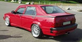 Alfa 75 Turbo ASN - Page 2 Images10