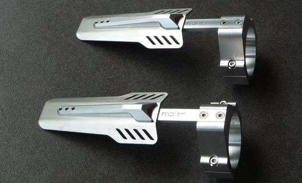 protection tubes pour fourche inversée diamètre 43mm Daflec10