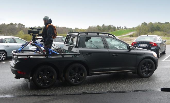 """Perche """"maison"""" pour Gopro Volvo-10"""