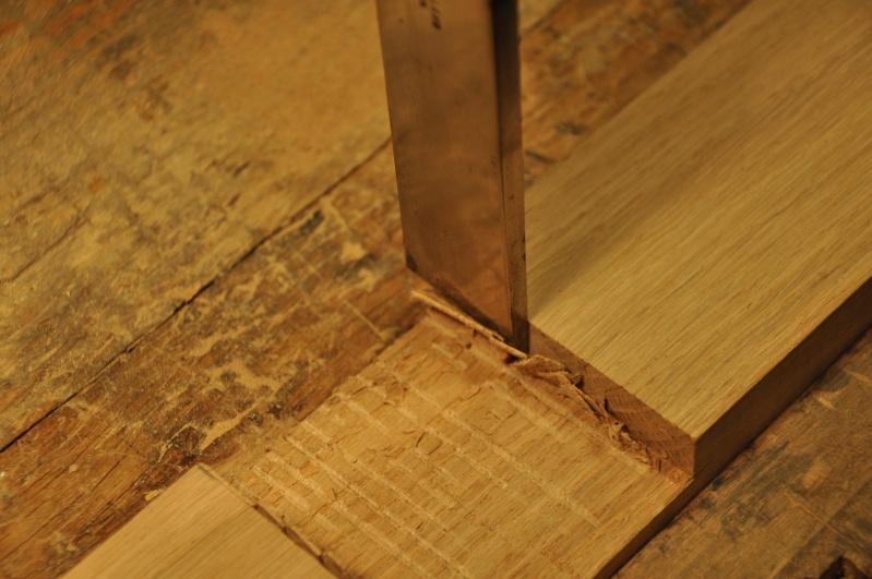 Fabrication d'un plateau  en bois pour table de bistrot - Page 2 01313