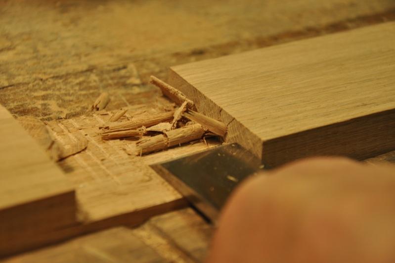 Fabrication d'un plateau  en bois pour table de bistrot - Page 2 01413