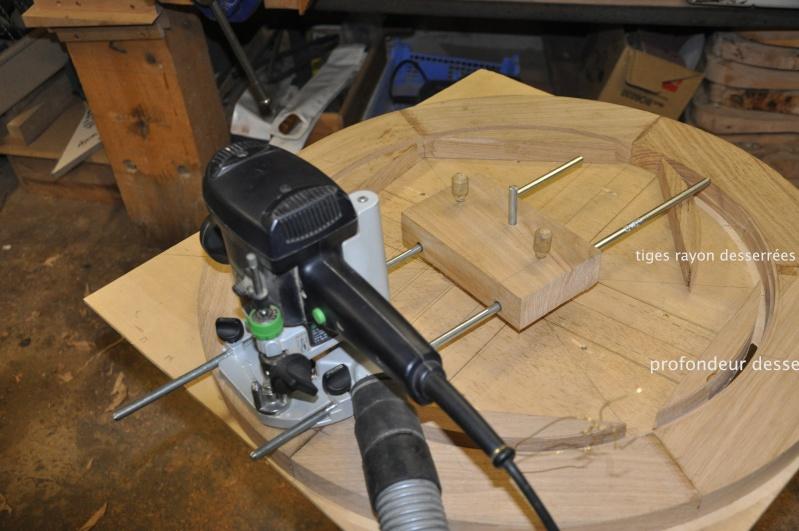 Fabrication d'un plateau  en bois pour table de bistrot - Page 2 01812