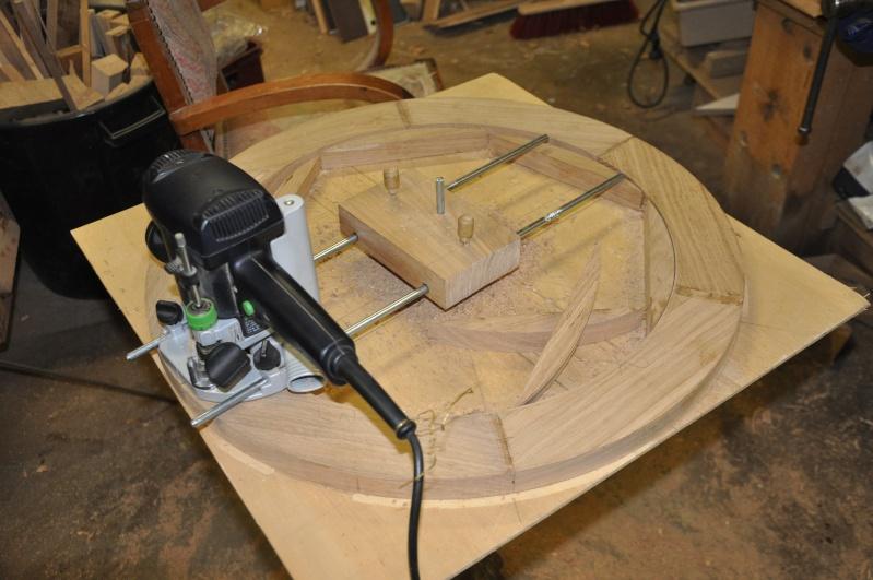 Fabrication d'un plateau  en bois pour table de bistrot - Page 2 01910