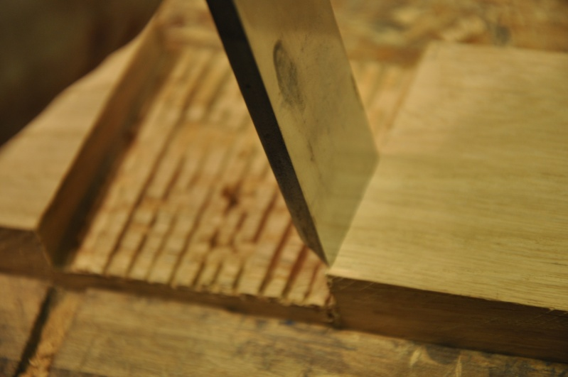 Fabrication d'un plateau  en bois pour table de bistrot - Page 2 02310