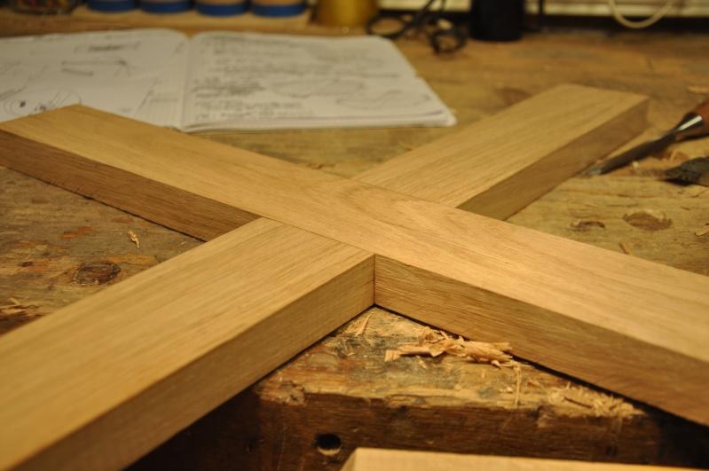 Fabrication d'un plateau  en bois pour table de bistrot - Page 2 02411