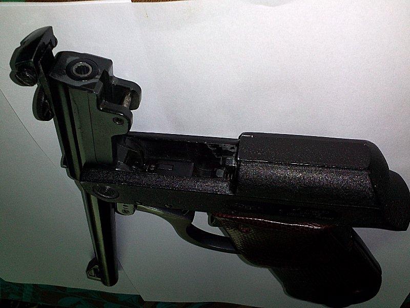 pistolet  air comprimé PREDOM LUCZNIK WZ  1970 Img37610