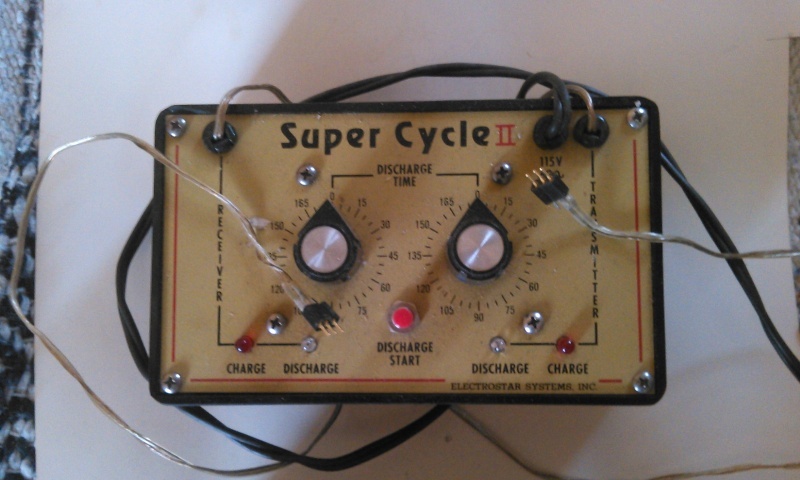 RC battery cycler Clcler13