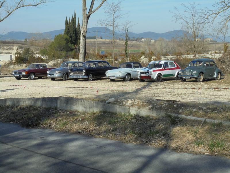 Broc et Chromes tous les 2eme dimanches du mois dans le Gard  Dsc00313