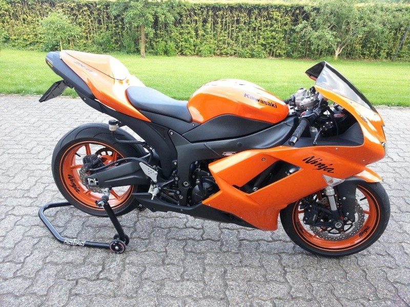 Ma Ninja Zx6r K8 orange/black Clean Look ! ! !  - Page 4 10641910