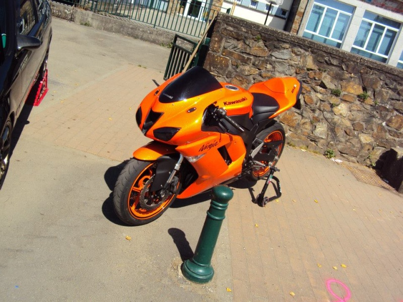 Ma Ninja Zx6r K8 orange/black Clean Look ! ! !  - Page 4 10699710
