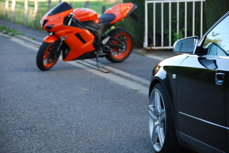 Ma Ninja Zx6r K8 orange/black Clean Look ! ! !  - Page 4 210