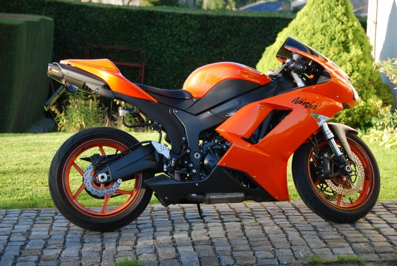 Ma Ninja Zx6r K8 orange/black Clean Look ! ! !  - Page 4 410