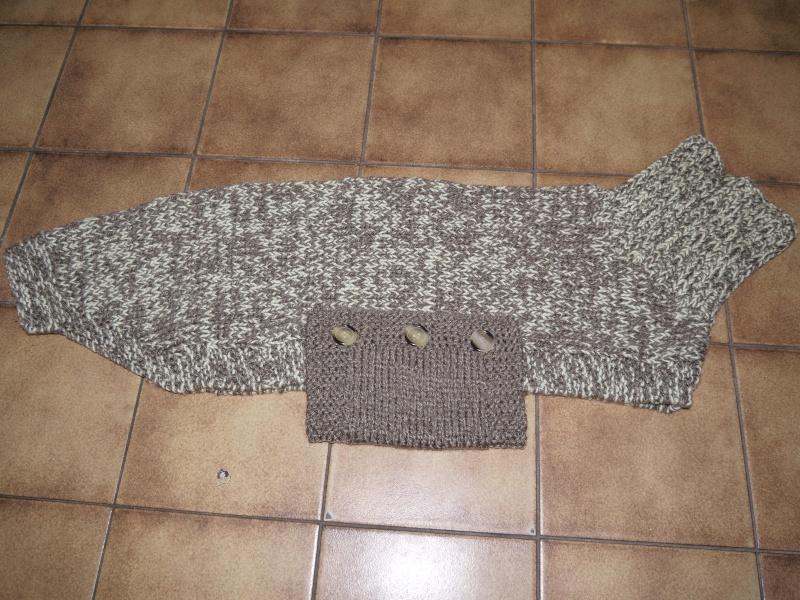 Pulls en laine réalisés au profit d'associations de votre choix P1090210