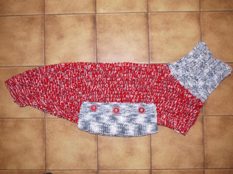Pulls en laine réalisés au profit d'associations de votre choix P1090211