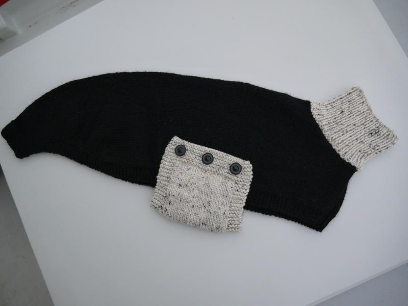Pulls en laine réalisés au profit d'associations de votre choix P1090323
