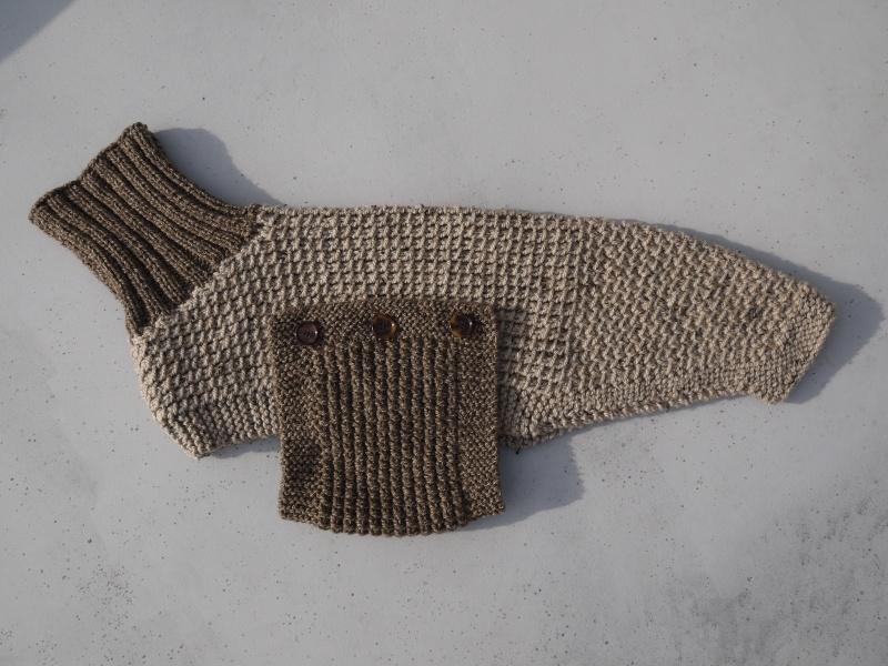 Pulls en laine réalisés au profit d'associations de votre choix P1090716
