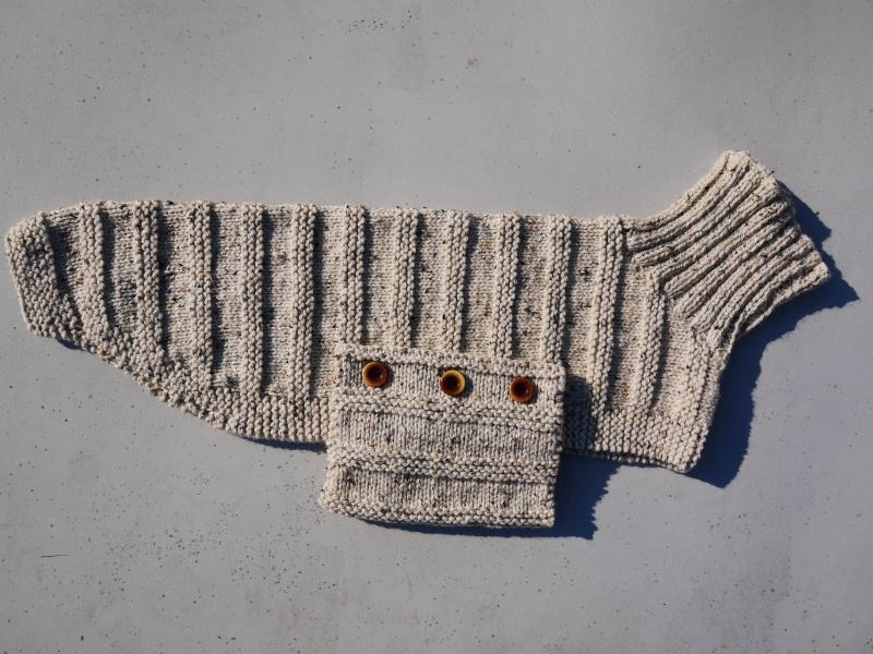 Pulls en laine réalisés au profit d'associations de votre choix P1100219