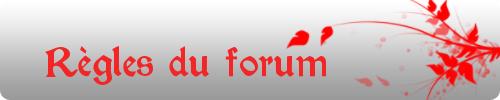 règles du forum Postiers