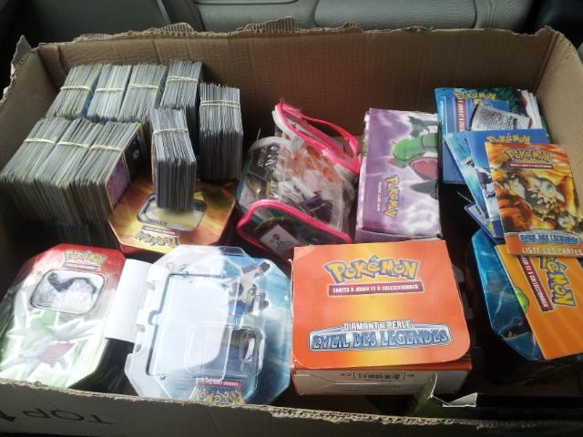 collection cartes pokemon 10929510